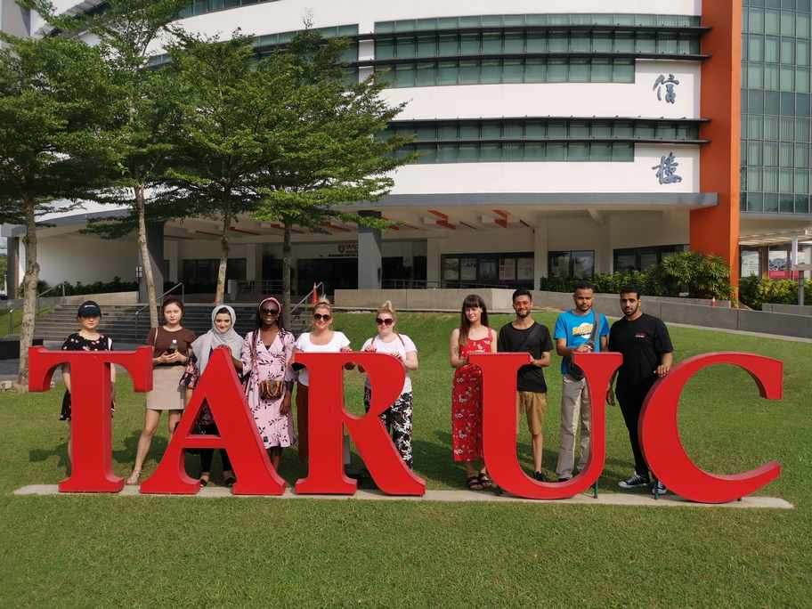 Study Tour for Teesside University