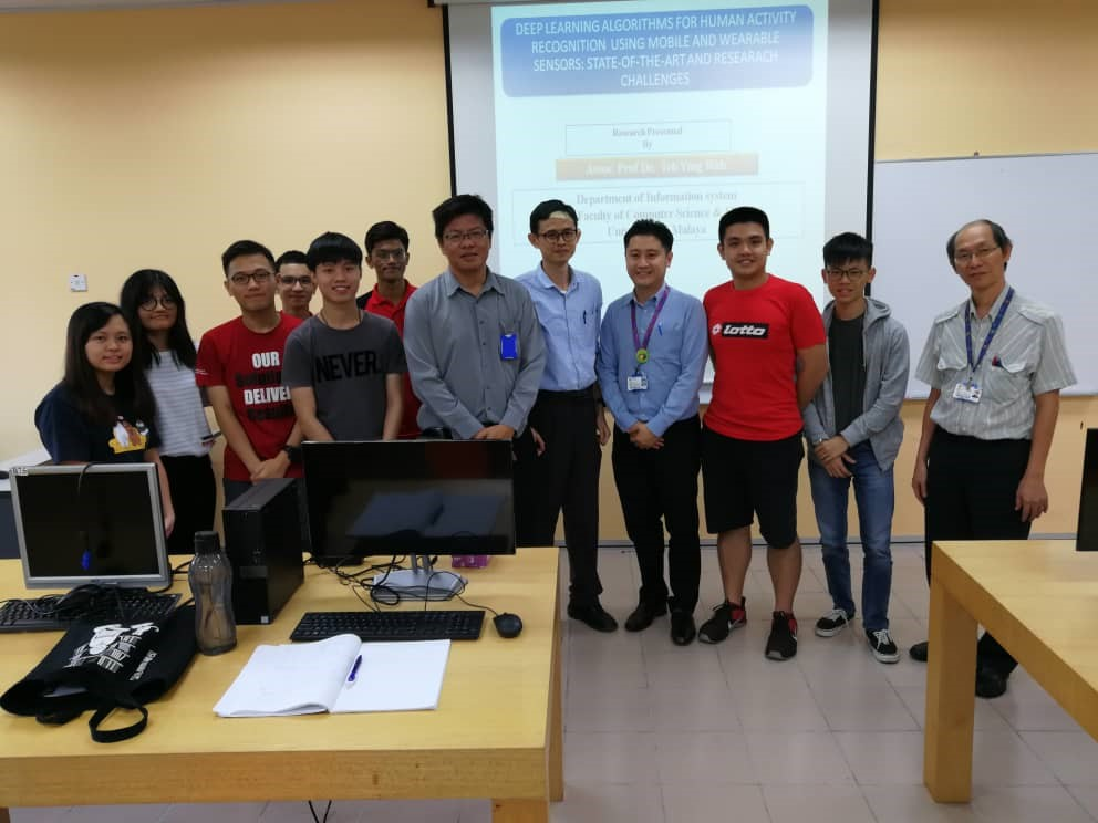 Tunku Abdul Rahman University College - Faculty of Computing and