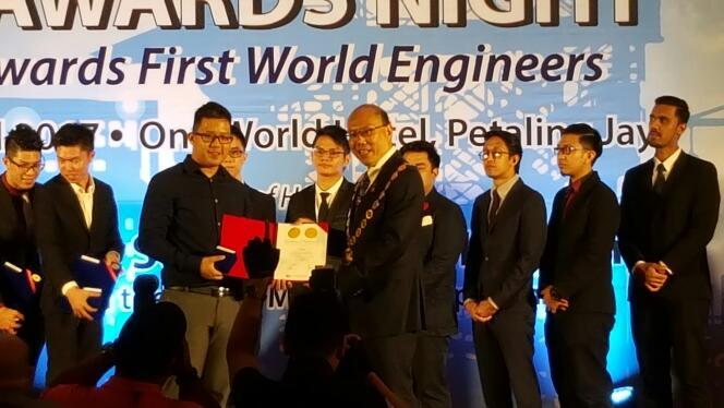 IEM Best Student Award 2017