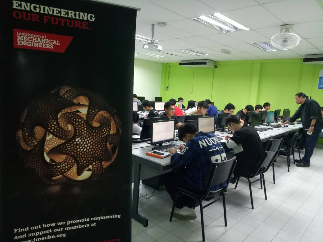 Internal Solidworks Competition
