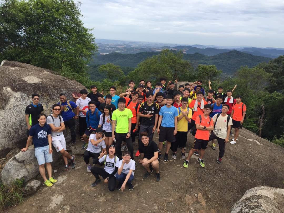 Excursion to Broga Hill
