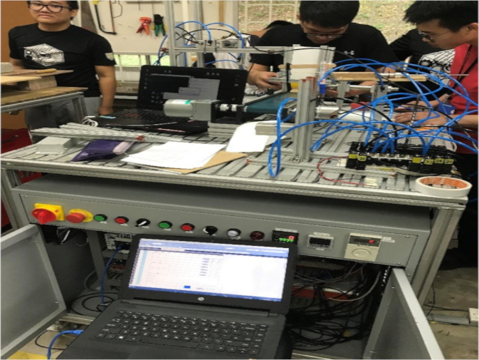 Industrial Automation Workstation