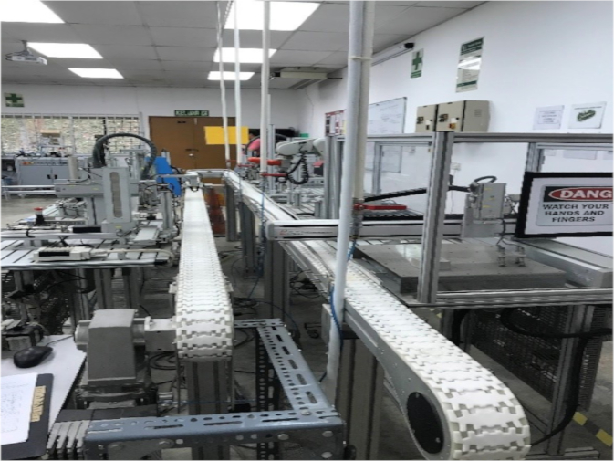 Flexible Manufacturing System 3 (FMS)