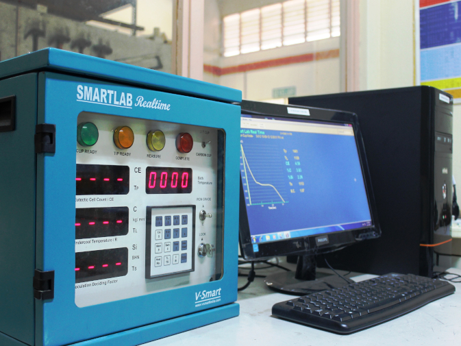 Smart Lab Real Time Thermal Analysis System