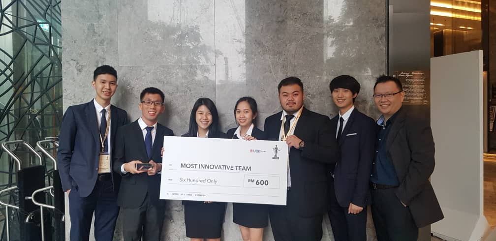 Caroline Ng and team members